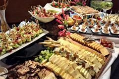Travinia Italian Kitchen can cater your event or party!