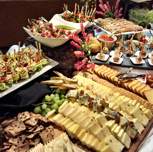 Catered Food Recipes