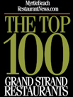 Travinias Italian Kitchen Top 100 Grand Strand Restaurants